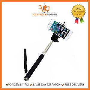 Selfie Stick Mono Pod Extendable Handheld Mobile Phone Holder Selfie Stick