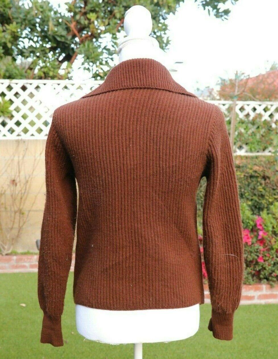 Vintage suede suit brown SMeter suede suit brown