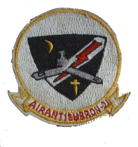 AIRANTISUBRON 21 VS 21 US Navy Jacket Patch