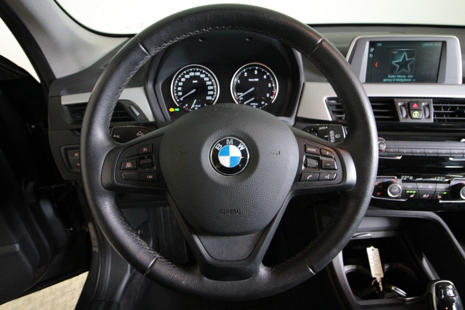 BMW X1 sDrive20d aut. Van