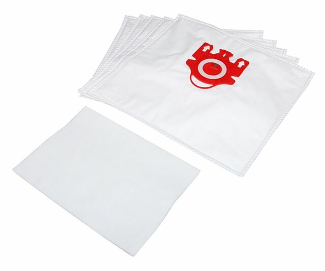 MIELE S2 Series Compatible Vacuum Cleaner Synthetic DUST BAGS /& FILTERS x 5 Pack