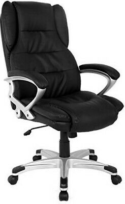 Terrific Proht 05163 Office Chair High Back Presidential Leather Black New Misc Black 12405051631 Ebay Andrewgaddart Wooden Chair Designs For Living Room Andrewgaddartcom