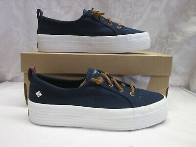 NEW WOMENS SPERRY TOPSIDER CREST VIBE
