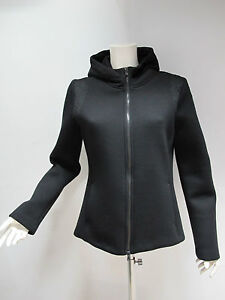 EUROPEAN-CULTURE-women-039-s-jacket-034-NEOPRENE-034-46B0-mod-black-size-L-winter-2014