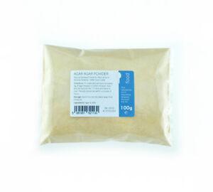 Agar-Agar-powder-100g-Food-Grade-Vegan-Gelatine