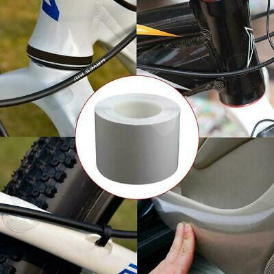 15*100cm Bike Bicycle Frame Protector Clear Wear Surface Film Tape 60℃ F5X3