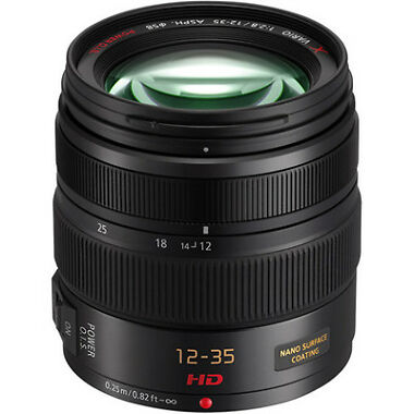 Panasonic 12-35mm F/2.8 O.I.S. AF Micro Four Thirds Lens