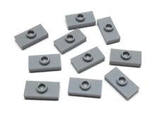 Fliese modifiziert 2 x 2 Noppe mittig 87580 blau blue Neu LEGO 6 Stk  Platte