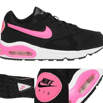 Nike Air Max Womens Ladies Black Pink