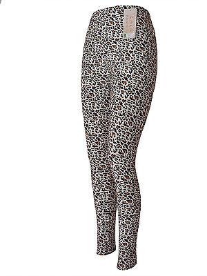 42//44 46//48 50//52 Stylische Leggings Musterleggings Hose elastisch gute Paßform