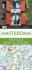 DK Eyewitness Pocket Map and Guide: Amsterdam, , New Book