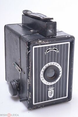 Vintage 1930s Rex (Coronet) Box Camera Fully Working 120 ...  |Old Camera Film Roll Boxes