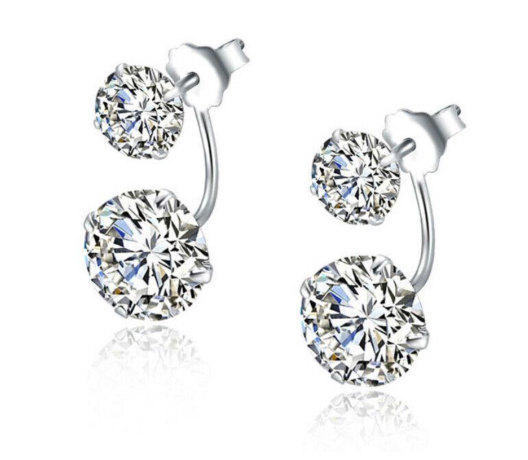 Van Amstel Diamond Earrings 'Reagon' RRP  75