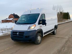 RARE DIESEL Dodge Ram ProMaster 1500 136WB HIGH ROOF