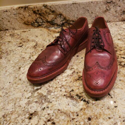 Allen Edmonds Shannon Drive Cognac Leather Longwin
