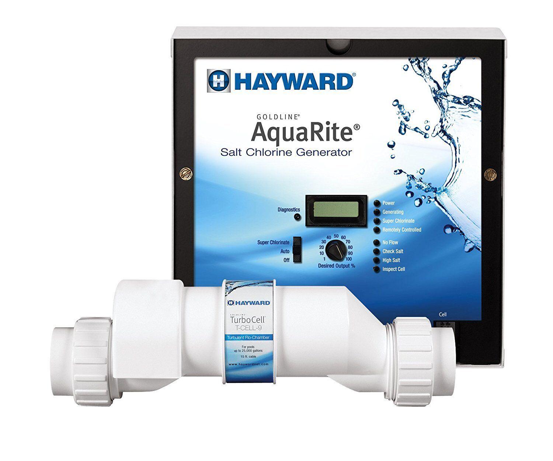 Hayward Aquarite Aqr9 25k Goldline Salt Pool System Ebay Aqua Rite Wiring Diagram Furthermore Pump