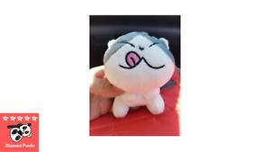 9CM-Mini-Cat-Plush-Stuffed-Brand-New-Diamond-Panda-Plush