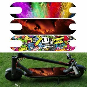 DIY-Scooter-Pedal-Stickers-Decal-For-Xiaomi-M365-Electric-Waterproof-Footboard