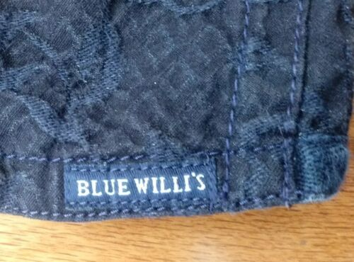 Små Button Blazer 2 Sweater Denim Kvinders Style Willis Blå Indigo Strikjakke HntOvqUw