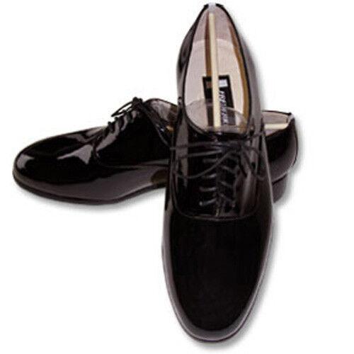 Encaje Negro romaníes Smoking Zapatos