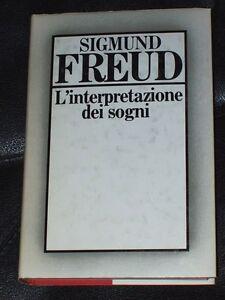 SIGMUND-FREUD-L-039-INTERPRETAZIONE-DEI-SOGNI-CLUB-DEGLI-EDITORI-1980-PSICANALISI
