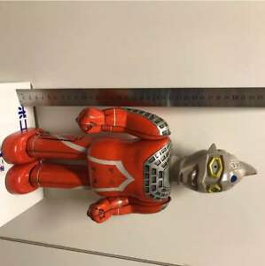 Bullmark-Ultraman-Ultra-Seven-Vintage-super-rare-Figure-From-JAPAN-F-S