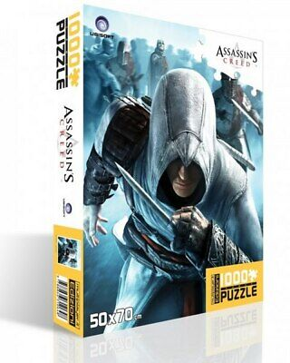 Assassin/'s Creed II Ezio Auditore Da Firenze Puzzle 1000 Pezzi 70 x 50 cm.