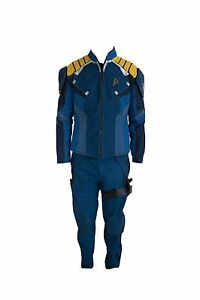 star trek beyond startfleet survival jacket only halloween costume