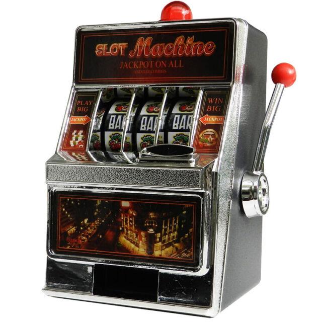 Lighted casino cherry slot machine bank slot machine class 2
