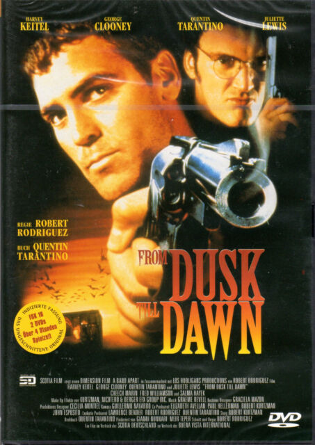 From Dusk Till Dawn Uncut Länge