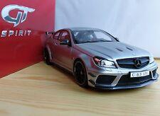 1:18 GT Spirit GT731 Mercedes-Benz C63 AMG Black Series, Brand new & boxed