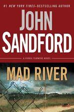 A Virgil Flowers Novel: Mad River 6 by John Sandford (2012, Hardcover)