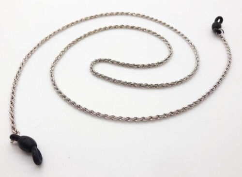 Eyeglasses Rope Chain Silver Optical Accessories