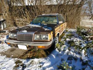 1987 Chrysler Le Baron