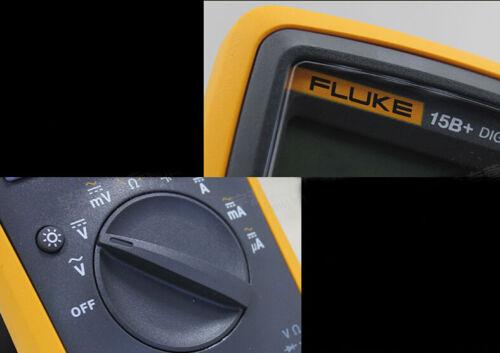 FLUKE 15B F15B Digital Multimeter Meter New