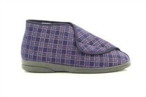 052e71e2fe3 Image is loading Sleepers-Brett-Extra-Wide-Fitting-Touch-Fastening-Bootee-