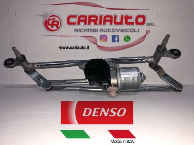 Motorino Tergicristallo Originale Denso Fiat Panda (312_319_) MADE IN ITALY
