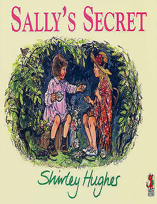 Sally's Secret (Red Fox Picture Books), Hughes, Shirley, Good Book