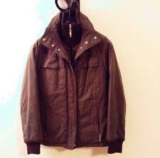 Piumino Imbottito DOLCE E GABBANA - Marrone - 40 - manteau winter coat jacket