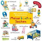 Mein erstes buntes Bildwörterbuch: Meine bunten Sachen von Julia Hofmann (2013, Gebundene Ausgabe)
