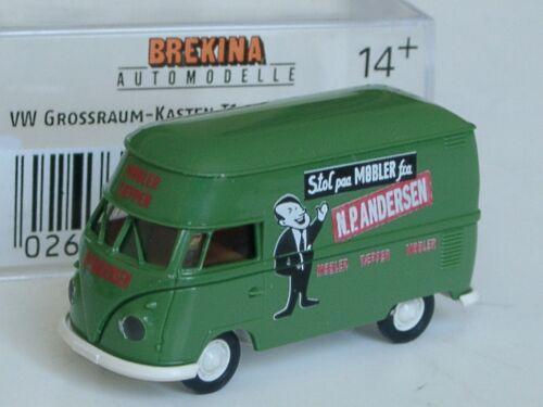 32608-1:87 Brekina VW T1 HD Andersen Mobler