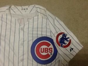 Chicago-Cubs-GAME-USED-JERSEY-Carlos-Villanueva-Baseball-MLB-Authentic-Size-46