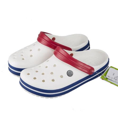 2019  Unisex Crocband 11016 Clog Schuhe Sandale Badeschuhe