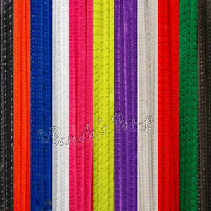 Chenille-Craft-Stems-Pipe-Cleaners-12-30cm-10-25-50-100-200pk-Free-Post