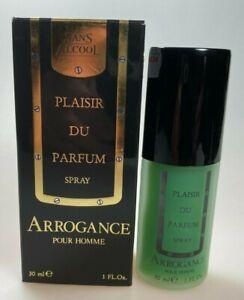 ARROGANCE Pour Homme by Pikenz Plaisir du Parfum Spray 30 ml Vintage