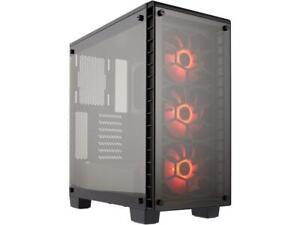 Corsair-Crystal-Series-460X-RGB-CC-9011101-WW-Black-ATX-Mid-Tower-Tempered-Glass