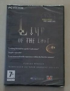 Limbo-of-the-Lost-PC-Game-SEALED-BRAND-NEW-Very-Rare-Find-For-GAMERS