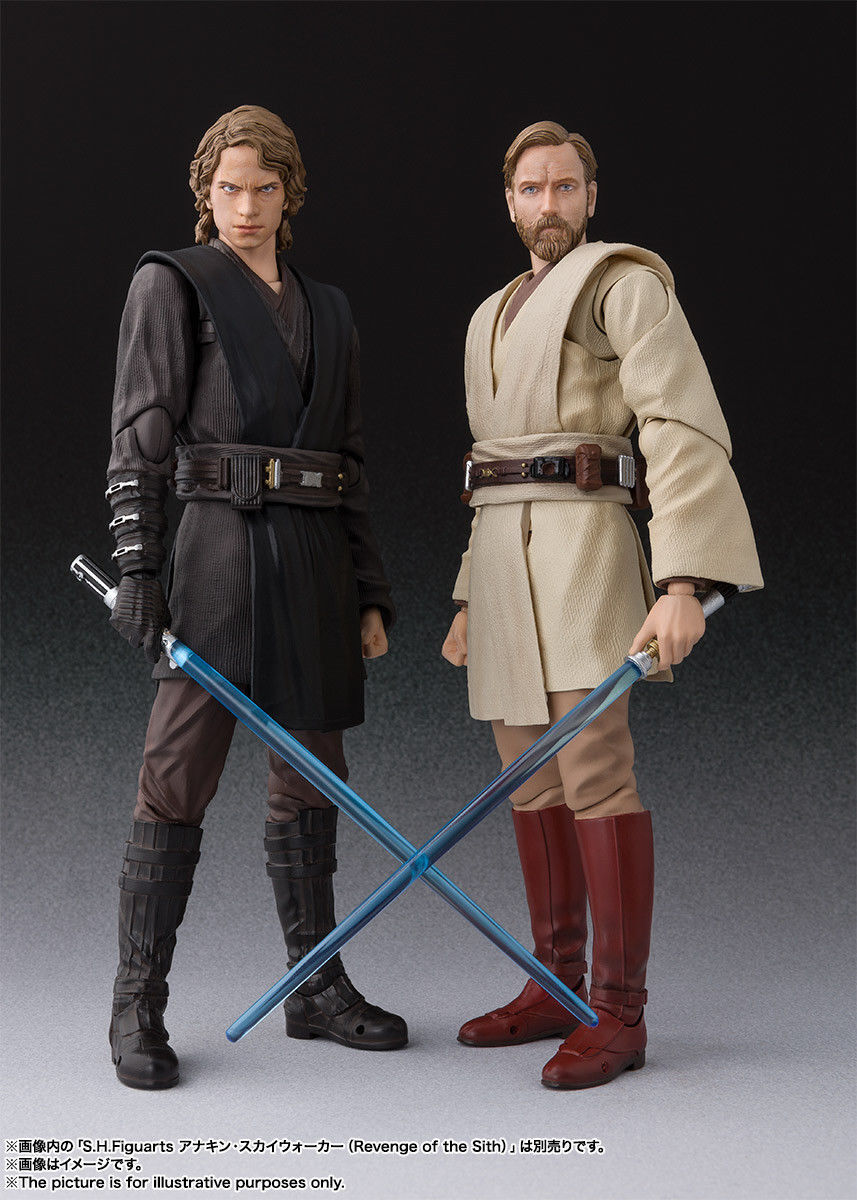 Sideshow Star Wars Diorama Obi Wan Vs Anakin Duel For Sale Ebay
