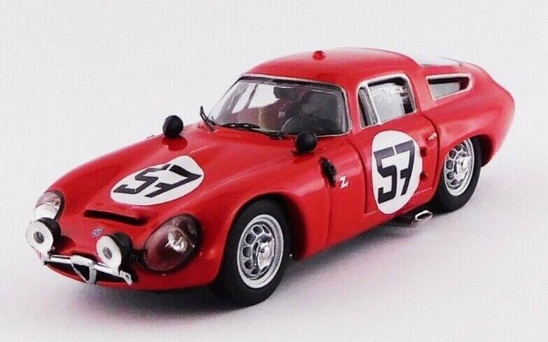 Best model-alfa romeo tz1  57 13eme 24h du hommes  - 1er gt1.6 - 1964 1 43  les dernières marques en ligne