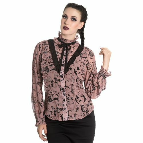 Spin Doctor bluese SIBYL BLOUSE 6564